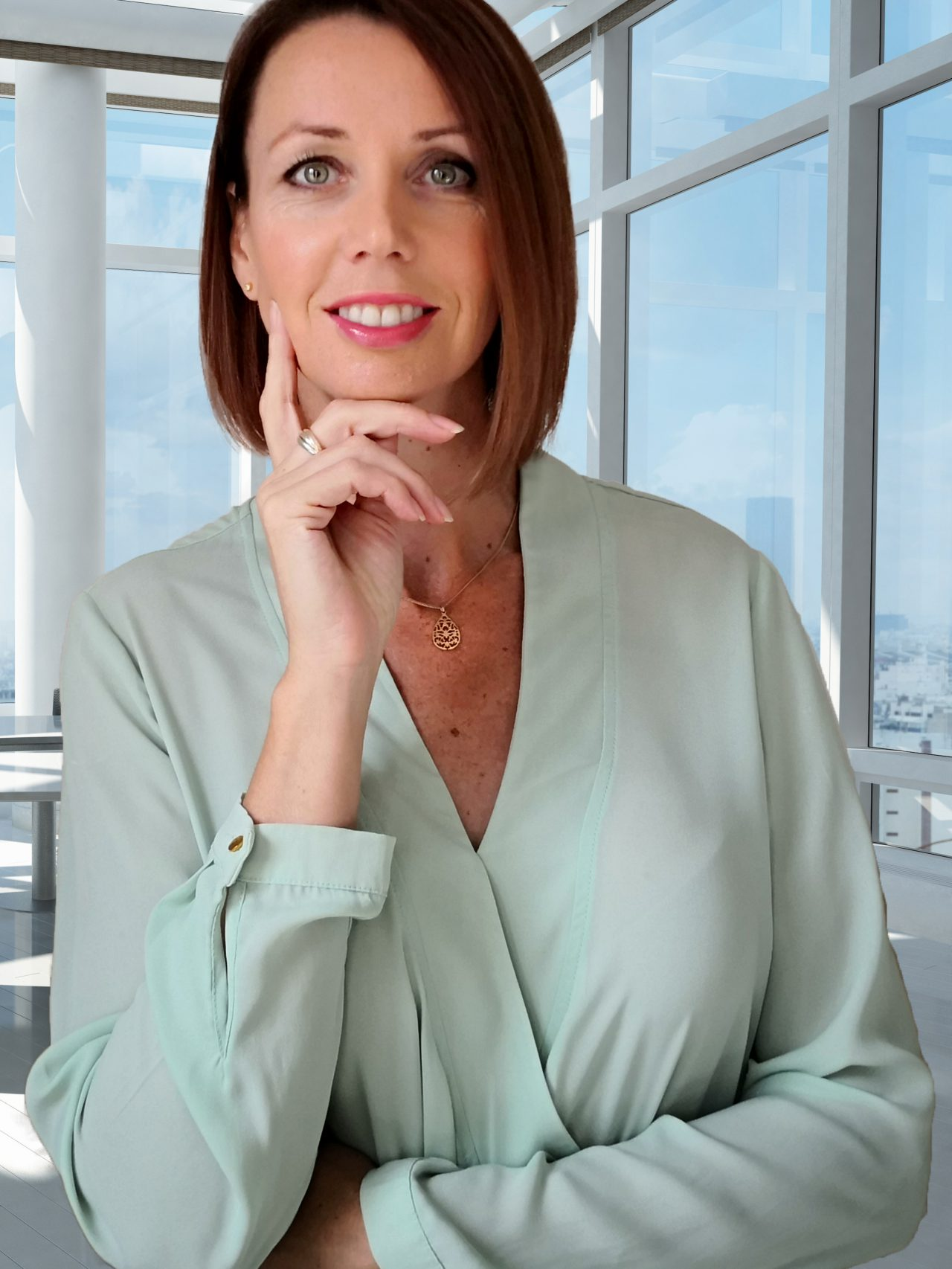 ameliorate_Managing Partner-Simone Lawrence-office
